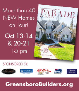 GBA Parade of Homes - Sidebar Banner 3
