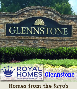 Royal Homes of NC / Glennstone - Sidebar Banner 1
