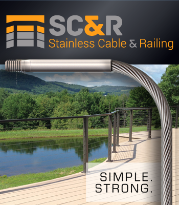 Stainless Cable & Railing - Sidebar Banner 3