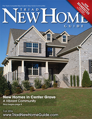 Grand Strand New Home Guide - Fall 2016 Cover