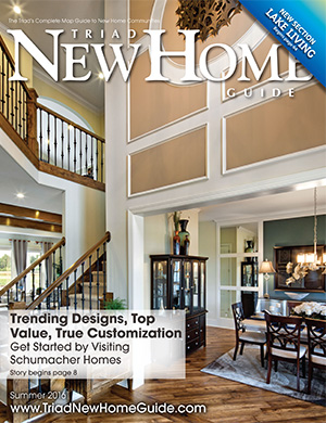 Grand Strand New Home Guide - Summer 2016 Cover