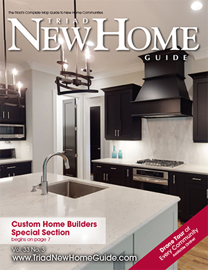 Triad New Home Guide - Spring/Summer 2020 Cover