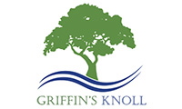 New Homes of Greensboro / Griffin's Knoll - Logo