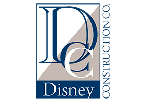 Disney Construction Co. - Logo