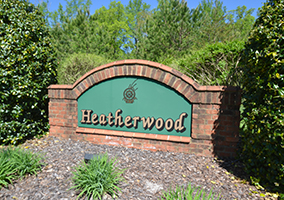 Hubbard Commercial - Meadowlands - Heatherwood - Entrance