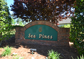 Hubbard Commercial - Meadowlands - Sea Pines - Entrance
