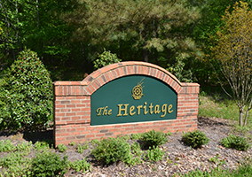 Hubbard Commercial - Meadowlands - The Heritage - Entrance