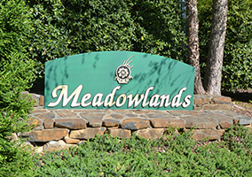 Hubbard Commercial - Meadowlands - Entrance