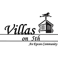 Epcon Communities - Villas on 5th - Logo