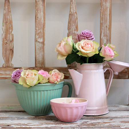 Spring Decorating Ideas - Flowers