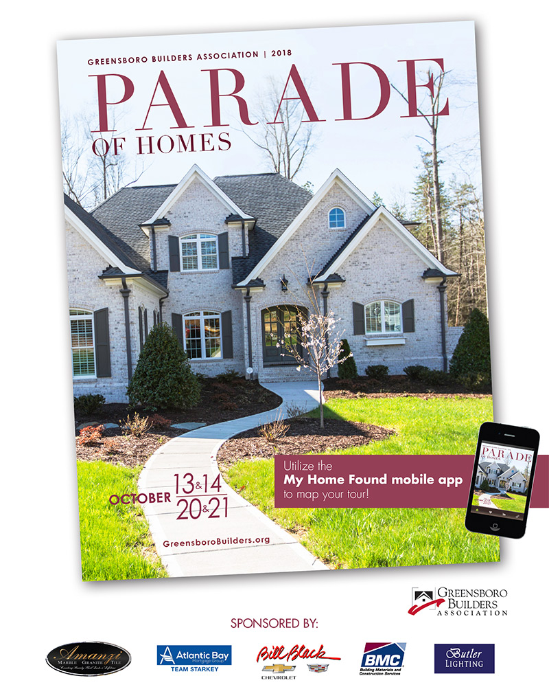 Greensboro Parade of Homes - Fall '18