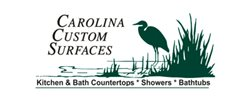 Carolina Custom Surfaces - Logo