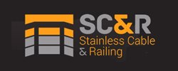Stainless Cable & Railing - Logo