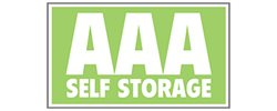AAA Self Storage - Logo