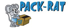 Pack-Rat - Logo